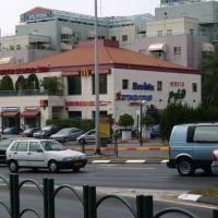 Raanana. Lev-APark. Shopping center, Раанана