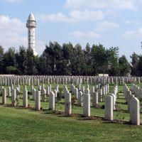 Ramleh Commonwealth War Graves Commission cemetery (Ramla, Israel), Рамла