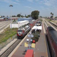 LOD train station, railway station, ISRAEL, Рамла