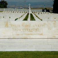 Their Name Liveth for Evermore, Рамла