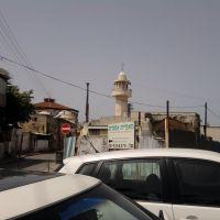 Mesquitas e Iglesia amontonadas en la Ciudad Antigua _Ramla-ISRAEL, Рамла