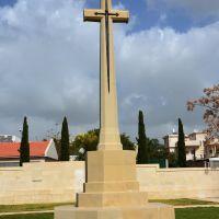 Британское военное кладбище, Рамла