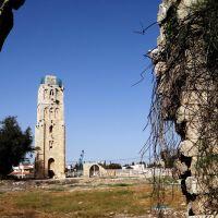 חלון למגדל הלבן, Рамла