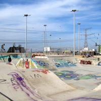 Israel. Skatepark Rosh Haayn, Рош-ха-Аин