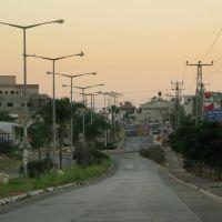 Abed el kanim kahsem, Рош-ха-Аин