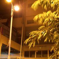 Street lamp, Рош-ха-Аин