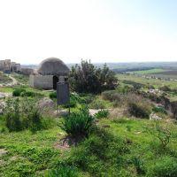 קבר שייח ומגדל צדק, Рош-ха-Аин