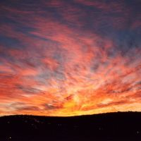 Blazing sunrise, Ariel (~06-JAN-03) #3, Ариэль