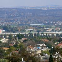 A view from HaHumash, Hod Hasharon (07-JAN-11), Од-а Шарон