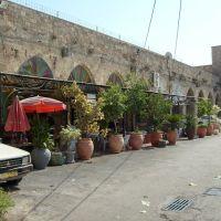 Layale Al-Sultan - nargilah café, Акко