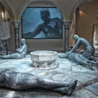 Хамам - турецкие бани в Акко., Акко
