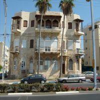 Acco - Nice building, Акко (порт)