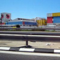 Tambour factory, Акко (порт)