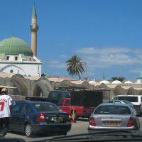 Al Jazzar mosque, Акко (порт)