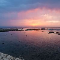 The Magic Sunset in Acre, Акко (порт)