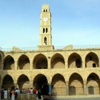 Akka - karawanseraj Khan Al-Umdan, Акко (порт)