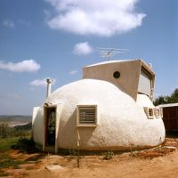 Private house in the Upper Galilee in 1970, Кармиэль