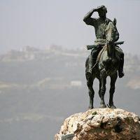 The Alexander Zaid Memorial Statue, Кирьят-Тивон