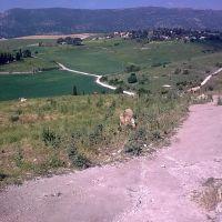 רוכב ישראל-ירידה תלולה לכיוון בית שערים, Кирьят-Тивон