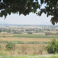 גבעת השומר אלכסנדר זייד, מבט אל עמק יזרעאל, Кирьят-Тивон