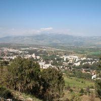 Kiryat Shmona, Кирьят-Шмона