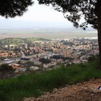 Israel_Trail_Tel-Hai_to_Yesha, Кирьят-Шмона