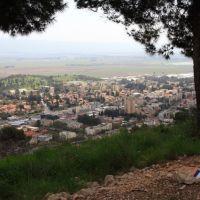 Israel_Trail_Tel-Hai_to_Yesha, Кирьят-Шмона