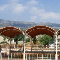 Qiryat Shemona Bus Station 1985, Кирьят-Шмона
