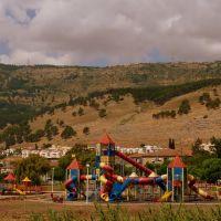 Playground. Kiryat Shmona., Кирьят-Шмона