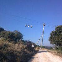 רוכב ישראל- דרך נוף רכבל, Кирьят-Шмона