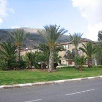 Kiryat Shmona view, Кирьят-Шмона
