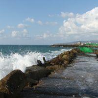 Naharia beach, Нагария