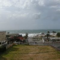 Nahariya (view from our balcony), Нагария