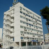 Nahariya - City-hall (from the back), Нагария