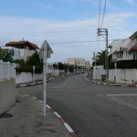 Ha-Aliya str., Нагария