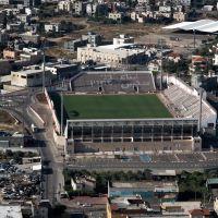 Sakhnin Soccer Stadium - איצטדיון כדורגל בני סחנין, Сахнин
