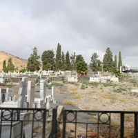 Old cemetery of Tiberias, Тверия