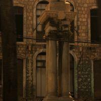 Muslim pillar, Хайфа