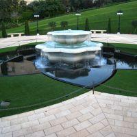 Fountain, Хайфа