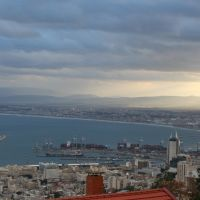 Haifa Sunrise, Хайфа
