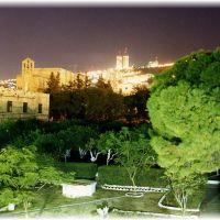 Nocturna en Monte Carmelo, Хайфа