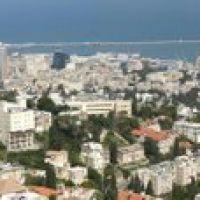 Haifa panorama 1, Хайфа