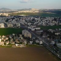 Kiryat Ata aerial photo - looking NE, Кирьят-Ата
