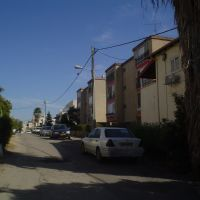 Eliezer Ben Yehuda st. Kiryat Ata, Кирьят-Ата