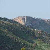 Vista desde Migdal, Israel, Мигдаль аЭмек