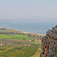 שביל ישראל - מנחל עמוד תחתון לטבריה עילית P47, Мигдаль аЭмек