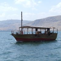 Israel. The Sea of Galilee (71297072), Мигдаль аЭмек