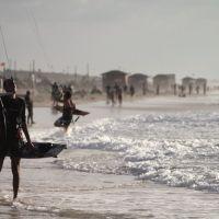 Пляж в Бат-Яме, Бат-Ям