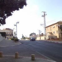 Sokolov-Azar Junction, Ramat Hasharon, Sept. 2009, Герцелия
