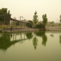 Hertzeliya Park Lake, Герцелия